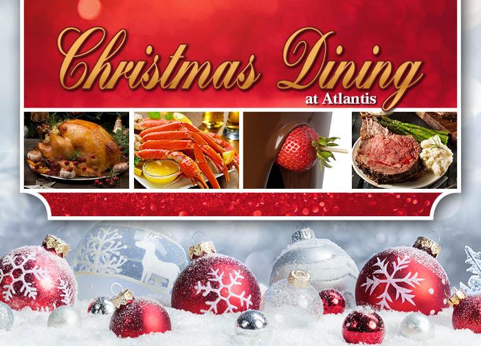 Christmas Dining 2020