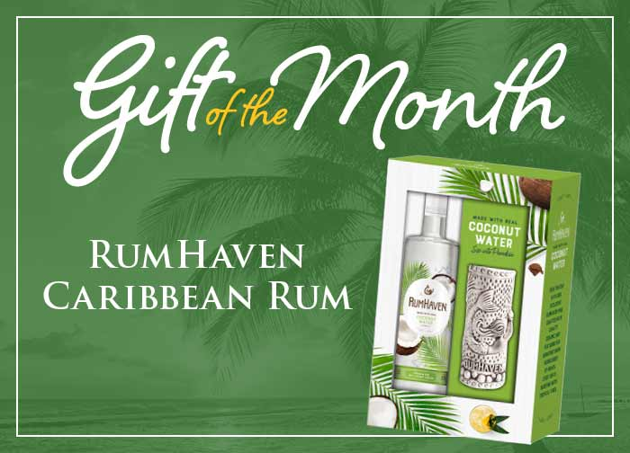 RumHaven Caribbean Rum Gift of the Month