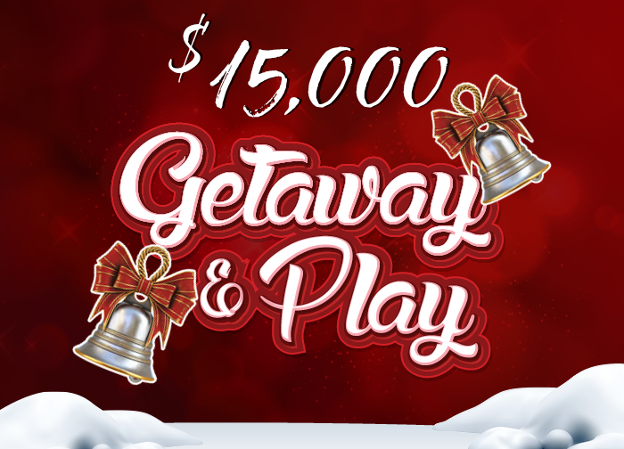 15K Getaway and Play Slot Tournament