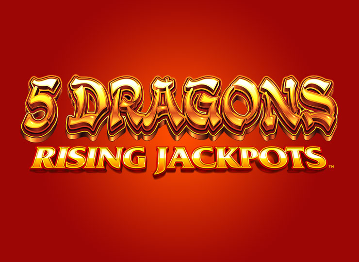 5 Dragons Rising Jackpots