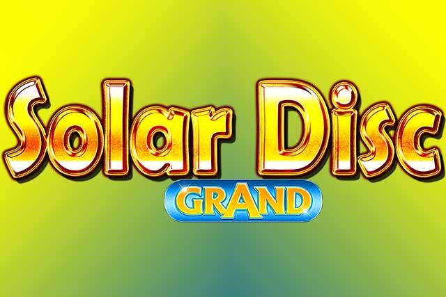 Solar Disc Grand