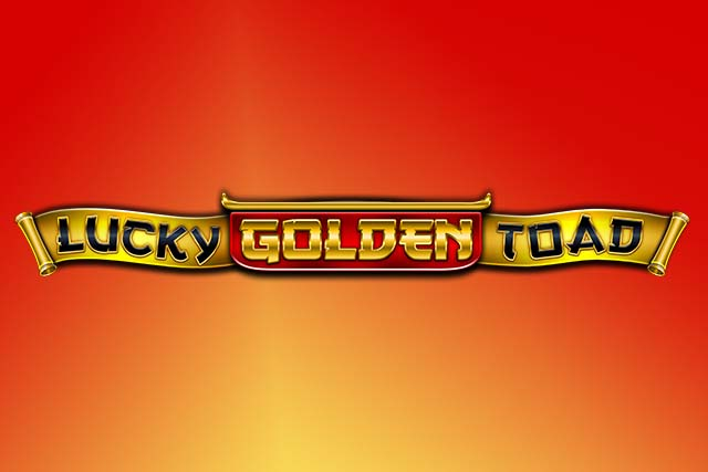 Lucky Golden Toad