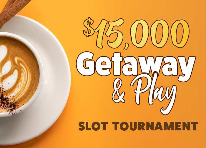 November 15K Getaway and Play