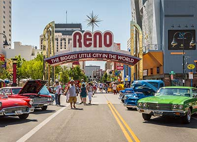 Hot August Nights in Reno Nevada