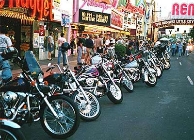 Street Vibrations in Reno Nevada