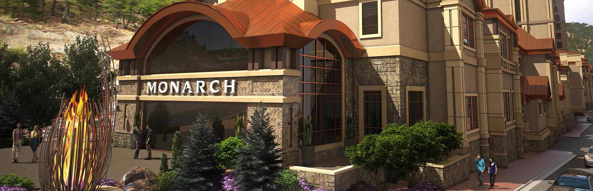 Monarch Casino Resort Spa Exterior