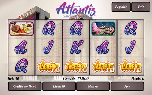 Atlantis Reels