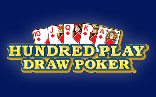 Hundred Draw Play Poker
