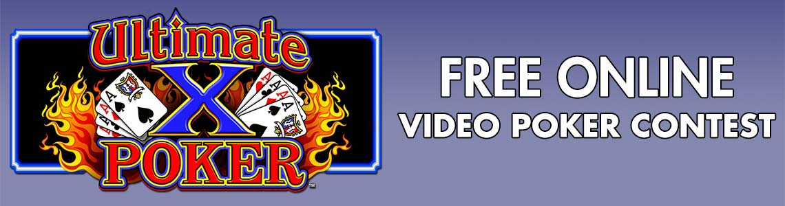 Ultimate X Video Poker Contest
