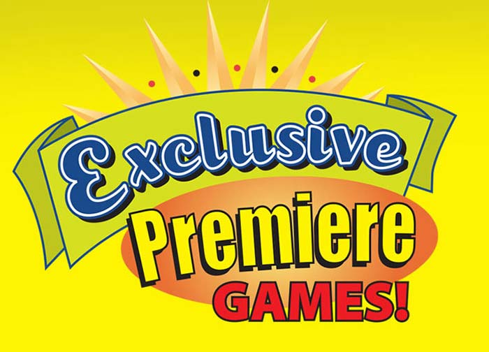 Exclusive premiere games
