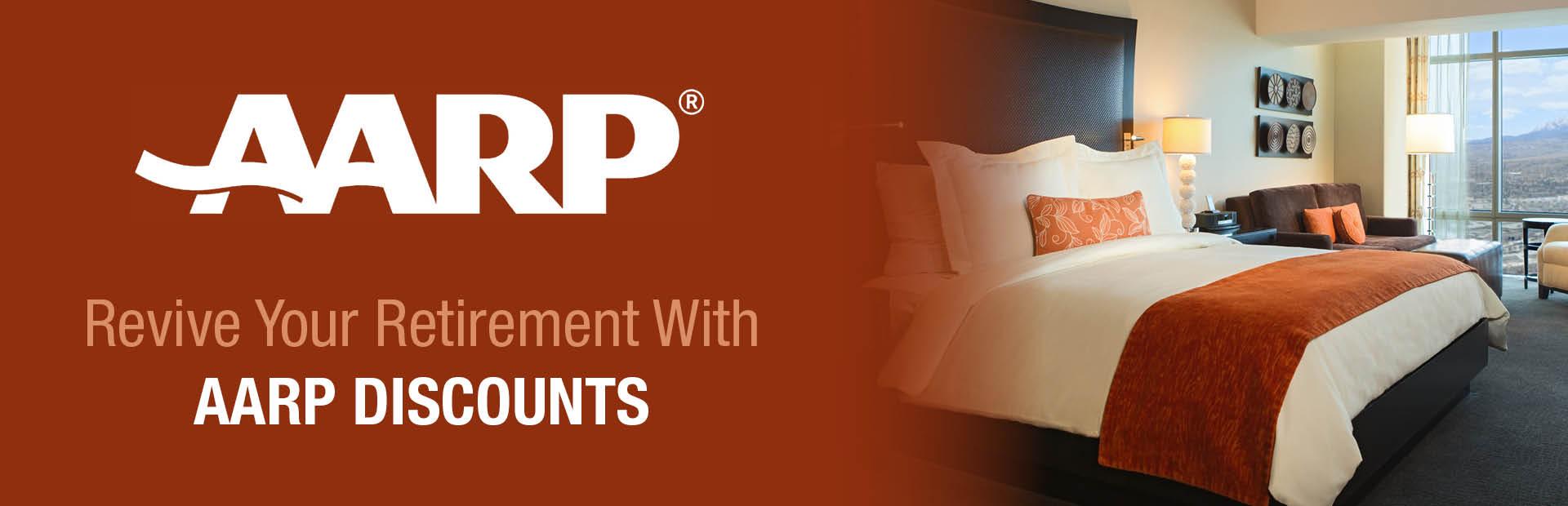 Revive your retirement with AARP Member Discounts